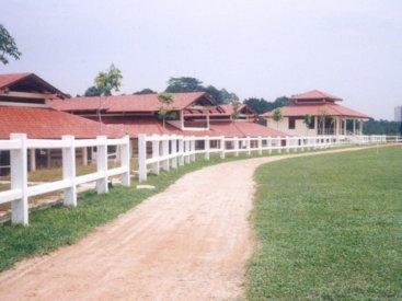 Leisure Farm Equestrian Club Stables, Johore, Malaysia