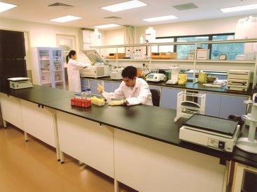 Process Development Laboratories at The Gemini, Science Park II, Singapore