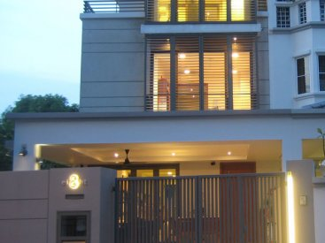 Alterations & Additions to a 3-Storey Semi-Detached House