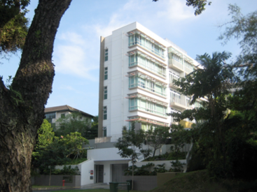 5-Storey Apartments with Swimming Pool